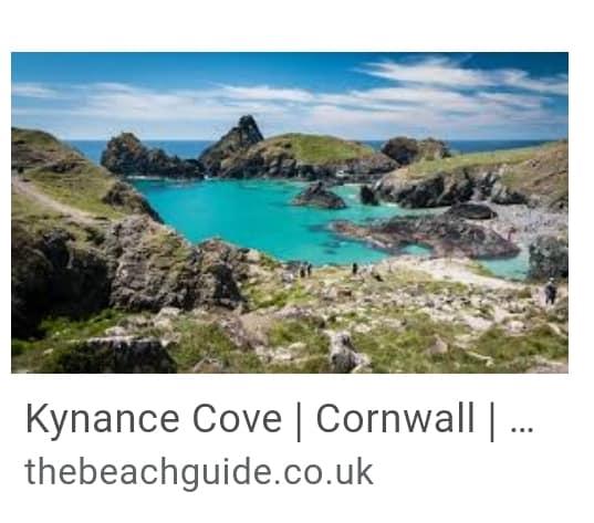 7. Kynance Cove