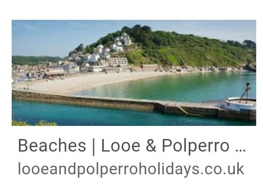 4. Looe Beach Cornwall