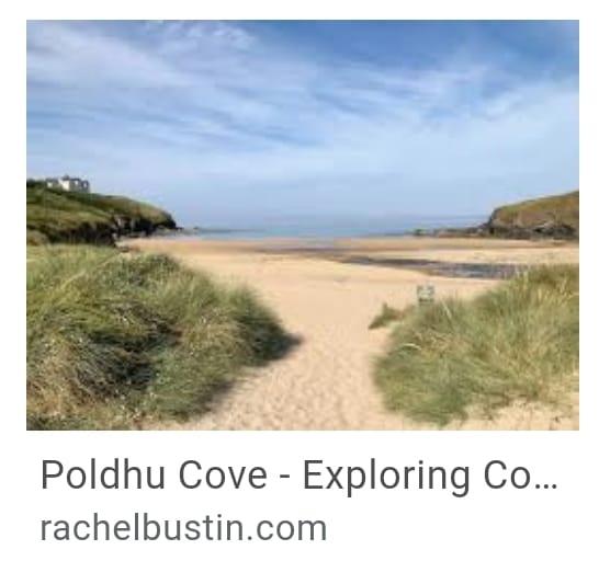 2. Poldhu Cove Cornwall