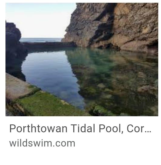 23. Porthtowan Tidal Pool