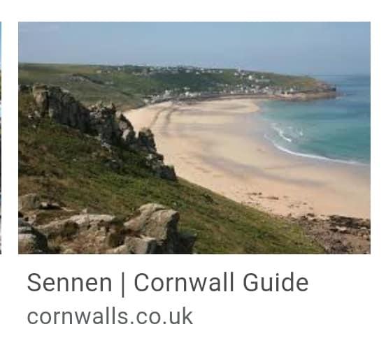 21. Sennen Beach Cornwall